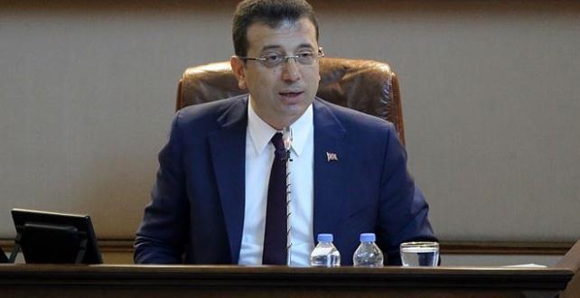 İBB Başkanı Ekrem İmamoğlu'nun,verilerinin kopyalanmasına ilişkin talimatının yürürlükten kaldırıldığı duyurdu