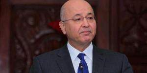 Irak Cumhurbaşkanı Berhem Salih, Türk firmalarını  Irak'ta yatırım yapmaya çağırdı