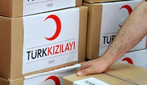 Türk Kızılay tarafından, Yemen'de  iç göçmenlere 2 bin 400 gıda kolisi dağıtıldı