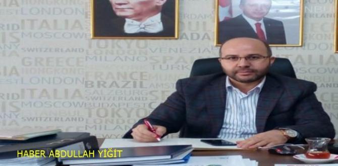 TUSAD Başkanı Bayram, Güneydoğunun Turizm Merkezi Şanlıurfa Olmalıdır !