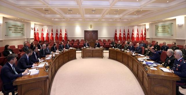 Bakan Akar ve Bakan Koca başkanlığında, ilgili personelin katılımıyla koordinasyon toplantısı gerçekleştirildi