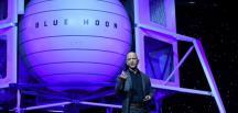 Amazon'un kurucusu Jeff Bezos, Ay'a uzay aracı göndermeyi planladığını duyurdu