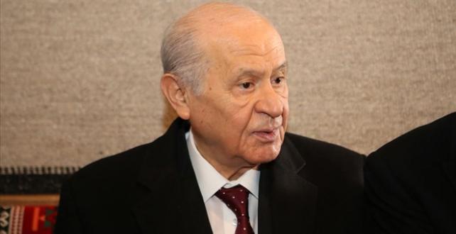 MHP Genel Başkanı Devlet Bahçeli,  il başkanını toplantıya çağırdı