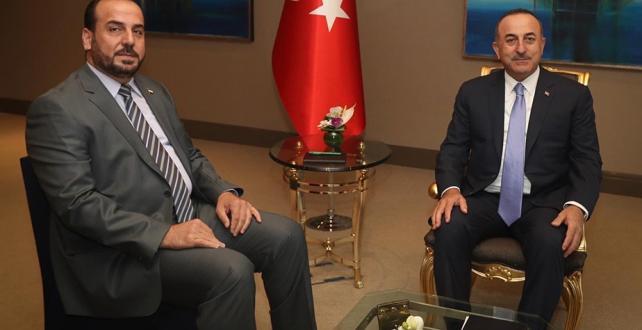 """Dışişleri Bakanı Mevlüt Çavuşoğlu, """"Rejimin saldırıları Soçi Muhtırası'nın açık ihlalidir"""