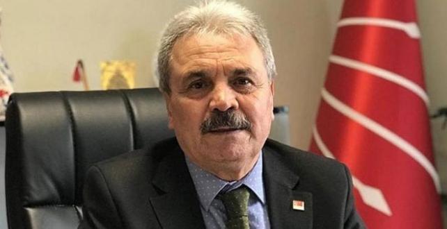 CHP Kütahya İl Başkanı Makbul Sarı, görevinden istifa etti