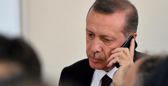 Cumhurbaşkanı Erdoğan, Aliyev ve Özbekistan Cumhurbaşkanı Şavkat Mirziyoyev ile telefonda görüştü