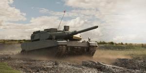 Görgün,Altay tankının, ASELSAN tarihinin en büyük birkaç sözleşmesinden biri olduğunu söyledi