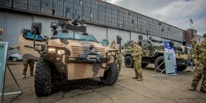 Türk savunma sanayisinin ürettiği zırhlı kara araçları Avrupa `da ilgisi artıyor