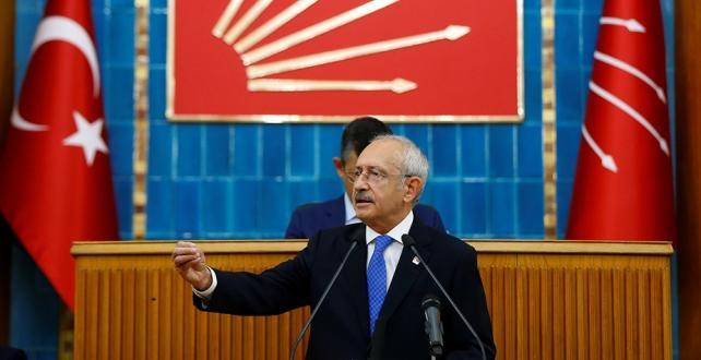CHP Genel Başkanı Kemal Kılıçdaroğlu, TRT'yi eleştirdi