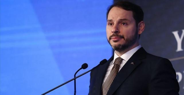 """Hazine ve Maliye Bakanı Albayrak, İVME Finansman Paketi""""ni açıklayacak"""