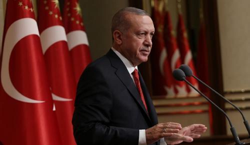 Erdoğan, Türkiye'yi tüm bilim insanları için cazibe merkezi haline getireceklerini söyledi