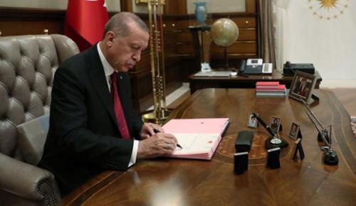Cumhurbaşkanı Erdoğan'ın 11 üniversiteye rektör atamasına ilişkin karar Resmi Gazete'de yayımlandı