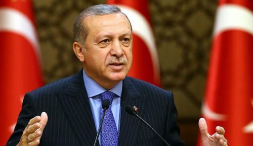 """Cumhurbaşkanı Erdoğan, """"2021 yılında Taksim'deki eski adıyla AKM'yi inşallah opera binası olarak yetiştirmiş olacağız"""