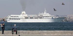 Dev cruise gemilerini ağırlayacak İstanbul'un dev yatırımlarından biri olan proje ile 2,5 milyon turist bekleniyor