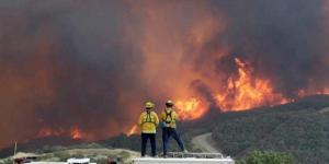 Meksika'da yangında  askeri helikopterin düşmesi sonucu 6 kişi hayatını kaybetti