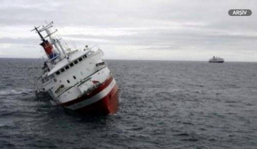 iki yük gemisinin çarpışması sonucu gemilerden biri battı, mürettebattan 4'ü kayboldu