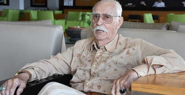 Usta Oyuncu Eşref Kolçak 92 yaşında hayatını kaybetti