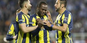Fenerbahçe, Erzurumspor'u deplasmanda  1-0 yendi