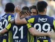 Fenerbahçe, son haftasında Antalyaspor'u 3-1 yendi