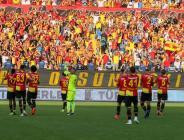 Göztepe, MKE Ankaragücü'nü 2-1 mağlup ederek kümede kaldı