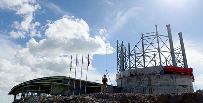 Doğu Anadolu Gözlemevi'nin İtalya ve Rusya'da yapılan teleskop ve aynası tamamlandı