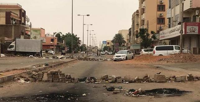 AB, Sudan'a itidal ve son günlerdeki şiddet olaylarına ilişkin soruşturma