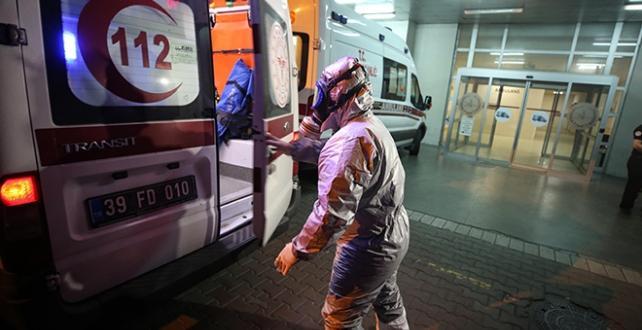 Kırklareli'deki bir hurdalıkta oksijen tüpünü kesmeye çalışan 2 kişi sızan gazdan zehirlendi