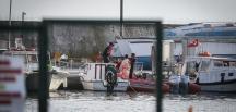 Bursa'nın Gemlik ilçesi açıklarında arıza yapan teknede mahsur kalan 7 kişi kurtarıldı