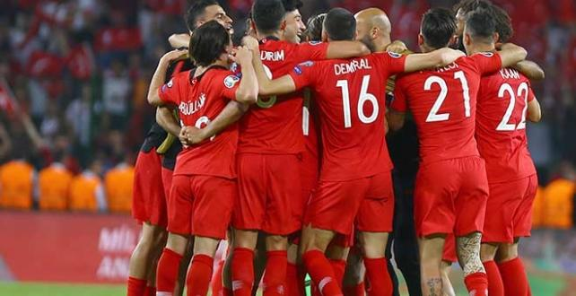 A Milli Futbol Takımı'nda EURO 2020 heyecanı devam ediyor