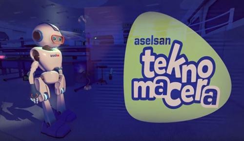 ASELSAN Tekno Macera projesiyle çocukları teknoloji ve bilimle buluşturuyor