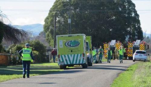 Yeni Zelanda'nın Kuzey Adası'nda havalanan uçağın çarpışması sonucu iki pilot hayatını kaybetti