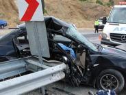 Kazada AK Parti belediye meclis üyesi Eyüp Dopduğru yaralandı, eşi Feride Dopdoğru ise yaşamını yitirdi