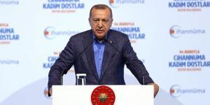 """Cumhurbaşkanı Erdoğan, """"Mursi inandığı dava uğruna verdiği mücadele sırasında hayatını kaybeden bir şehittir"""