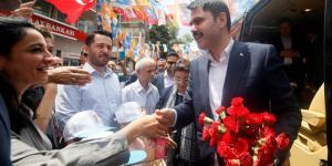 Bakan  Kurum, Atatürk Havalimanı Millet Bahçesi'nin Marmara Denizi'ne kadar uzatılacağını açıkladı