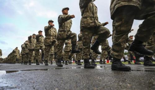 Yeni askerlik sistemi oylaması  salı günü TBMM Genel Kurulu'nda yapılacak