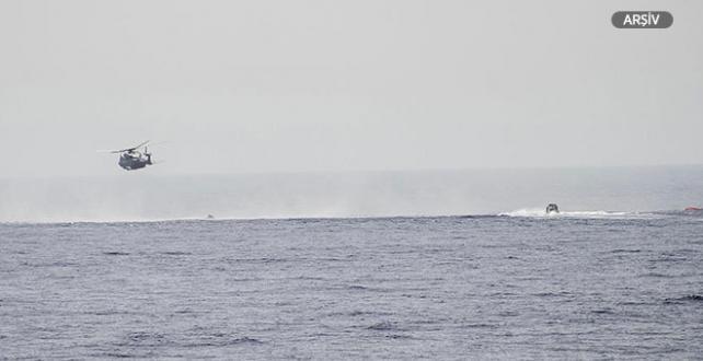 Fas'tan İspanya'ya gelmeye çalışan bir botun Alboran Denizi'nde batması sonucu 22 kişi öldü