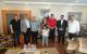 Şanlıurfalı Ak Başkanlar Sanatçı Nuri Sesigüzel `e Ziyaret