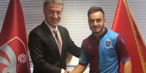 Trabzonspor, Fransa'nın Marsilya Kulübünde forma giyen Yusuf Sarı'yı renklerine bağladı