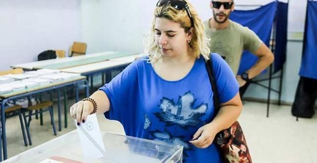 Yunanistan, ekonomik kriz yüzünden normal tarihinden 4 ay önce sandık başına gitti
