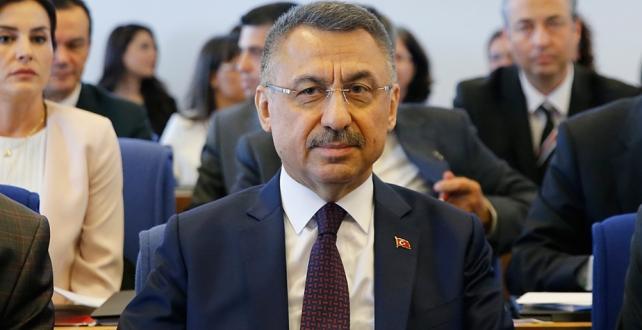 Cumhurbaşkanı Yardımcısı Fuat Oktay, 11′. Kalkınma Planı'nın sunumunu Meclis Plan ve Bütçe Komisyonunda yaptı