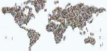 Dünya nüfusunun, 2055'te 10 milyara, yüzyılın sonunda ise 11,2 milyara yükseleceği tahmin ediliyor
