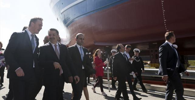 Bakan Pakdemirli, 3. Küresel Balıkçılık ve Deniz Mahsulleri Fuarı çerçevesinde Rusya Tarım Bakanı  Patruşev ile görüştü