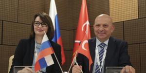 Türk-Rus Toplumsal Forumu'nun 5. toplantısı çerçevesinde Türk ve Rus üniversiteleri rektörleri ortak bilim ve eğitim gerçekleştirdi