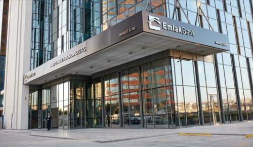 EmlakBank'ın bu yılın ilk yarısında aktif büyüklüğü 4,6 milyar TL'ye,   1,7 milyar TL'ye ulaştı