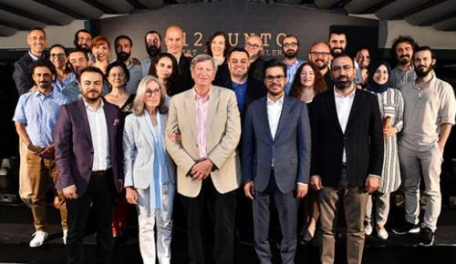 """""""12 Punto TRT Senaryo Günleri"""" İstanbul'da yapılan ödül töreniyle sona erdi"""