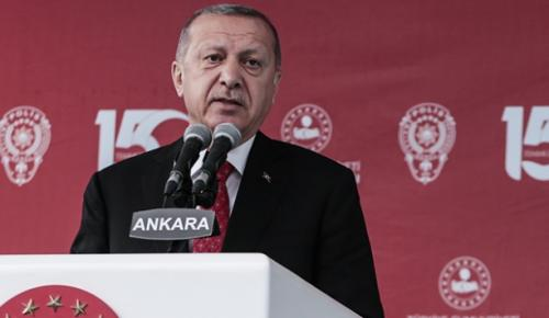"""Cumhurbaşkanı Erdoğan, """"S-400'lerimizi almaya başladık, alamazlar dediler bugün 8. uçak da geldi, Nisan 2020'de son noktayı koyuyoruz"""