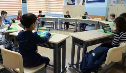 Bilim ve Sanat Merkezleri Sınavı'yla (BİLSEM) tespit edilerek, özel eğitim alıyor