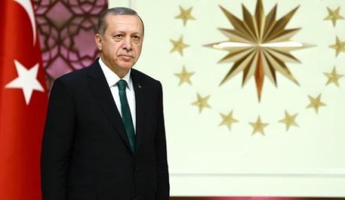 """Cumhurbaşkanı Erdoğan, """"Türkiye, Doğu Akdeniz'de gerginliğin değil, barışın hüküm sürmesi için tüm imkanlarını kullanacaktır"""