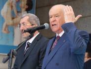 Bahçeli, Avrupa Birliği Dışişleri Bakanları toplantısında Türkiye'ye yönelik alınan yaptırım kararlarına tepki gösterdi