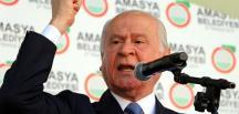 """Bahçeli, """"Türkiye'nin meşru, hukuki ve beka hassasiyetine uygun güvenli bölge hedefi ya karşılanmalı ya da Fırat'ın doğusu ateşe verilmeli"""